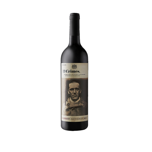 19 CRIMES CABERNET SAUVIGNON | 750 ML