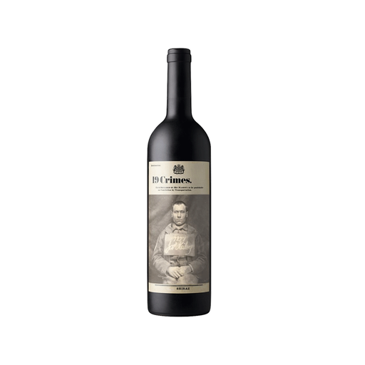 19 CRIMES SHIRAZ | 750 ML