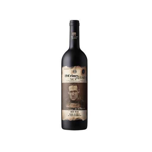 19 CRIMES THE UPRISING RED WINE | 750 ML