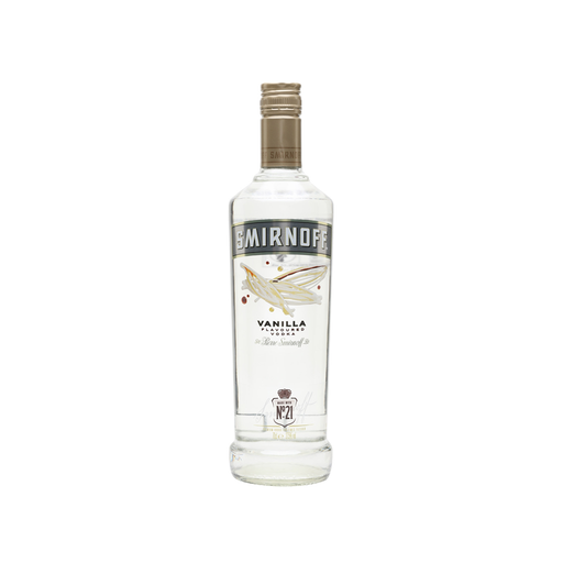 SMIRNOFF VANILLA VODKA | 750 ML