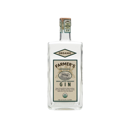 FARMERS ORGANIC GIN | 750 ML