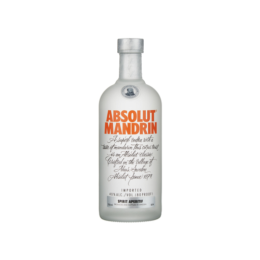 ABSOLUT MANDARIN VODKA | 750 ML