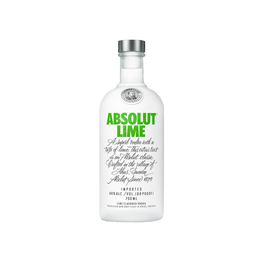 ABSOLUT LIME | 750 ML
