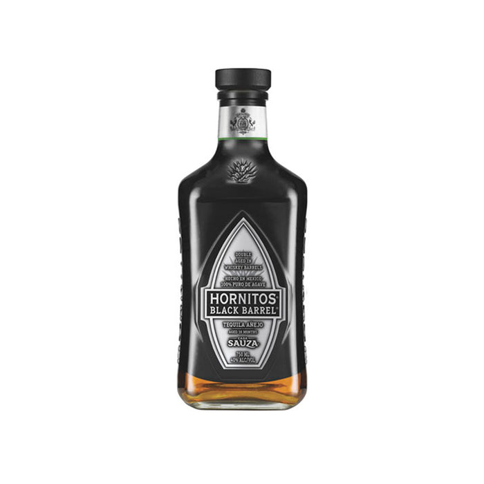 SAUZA HORNITOS BLACK BARREL ANEJO | 750 ML