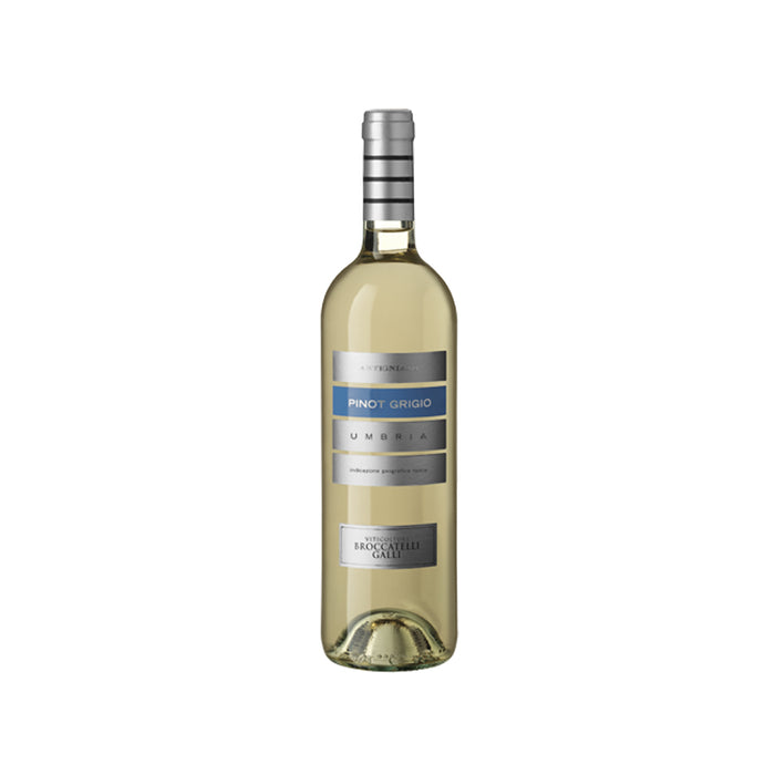 BROCCATELLI GALLI PINOT GRIGIO | 750 ML