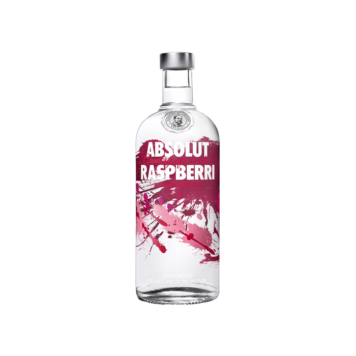 ABSOLUT RASPBERRY VODKA | 750 ML