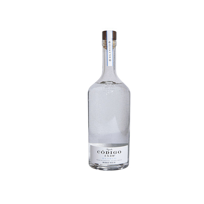CODIGO 1530 BLANCO TEQUILA | 750 ML