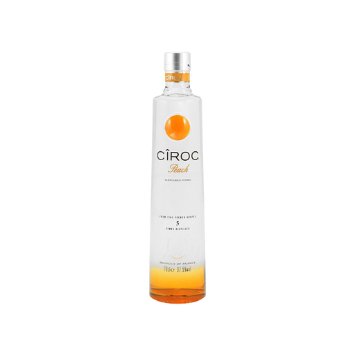 CIROC PEACH VODKA | 750 ML