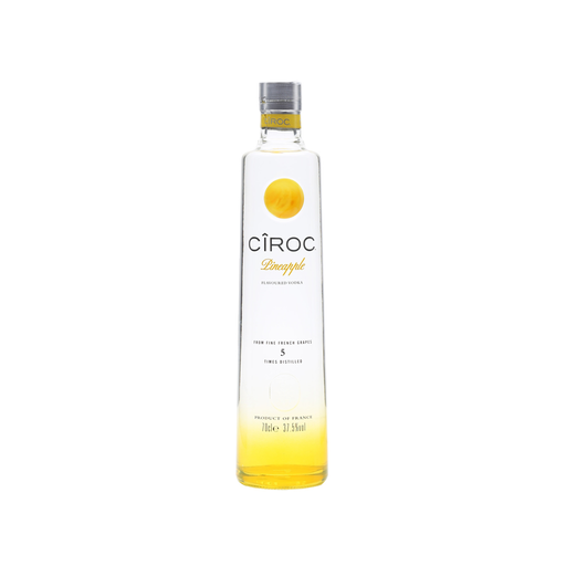 CIROC PINEAPPLE VODKA | 750 ML