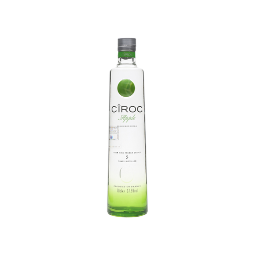 CIROC APPLE VODKA | 750 ML