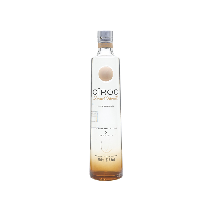 CIROC FRENCH VANILLA VODKA | 750 ML