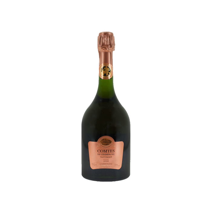 TAITTINGER COMTES ROSE | 750 ML