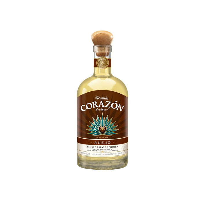CORAZON ANEJO TEQUILA | 750 ML