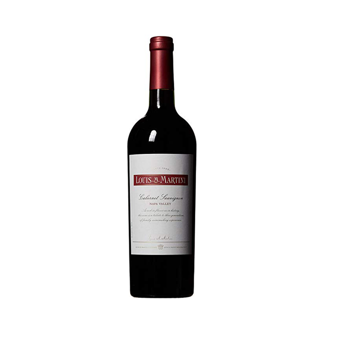 LOUIS MARTINI NAPA VALLEY CABERNET SAUVIGNON | 750 ML