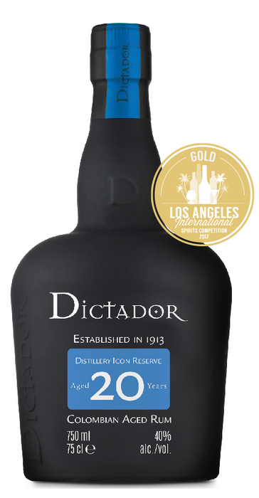 DICTADOR 20 YEARS AGED RUM |  750 ML