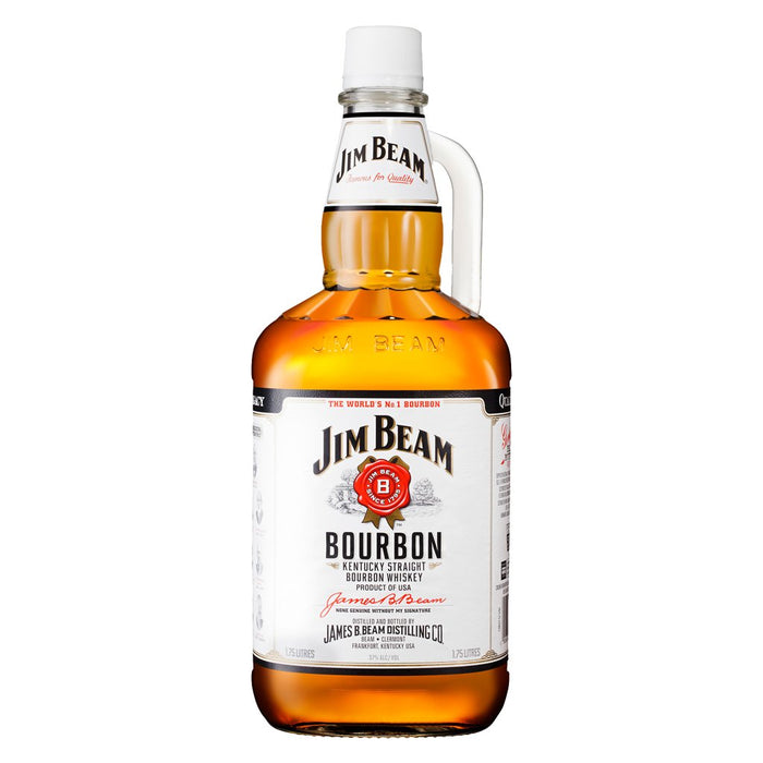JIM BEAM WHITE | 1.75 L