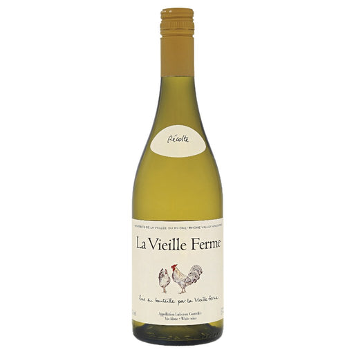 LA VIEILLE FERME WHITE | 750 ML