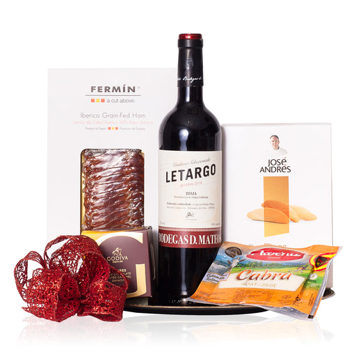 A TASTE OF SPAIN GIFT BASKET
