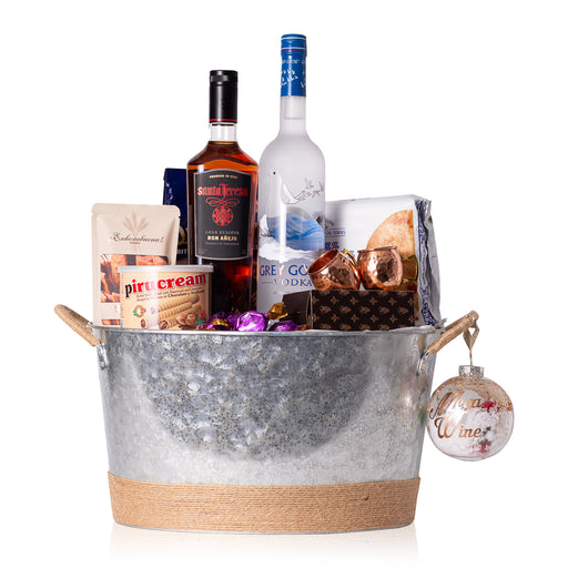 THE YOUNG PARTY GIFT BASKET