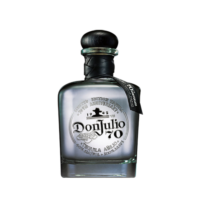 "DON JULIO 70TH ANNIVERSARY TEQUILA A""EJO