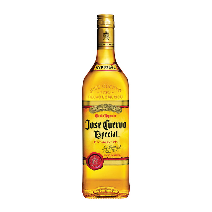 JOSE CUERVO GOLD TEQUILA | 750 ML