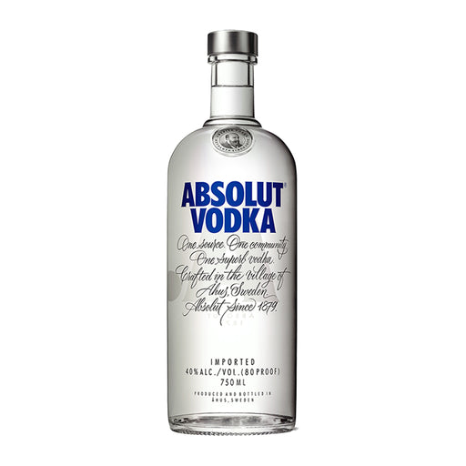 ABSOLUT VODKA | 750 ML