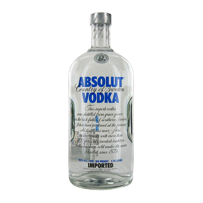 ABSOLUT VODKA | 1.75 L