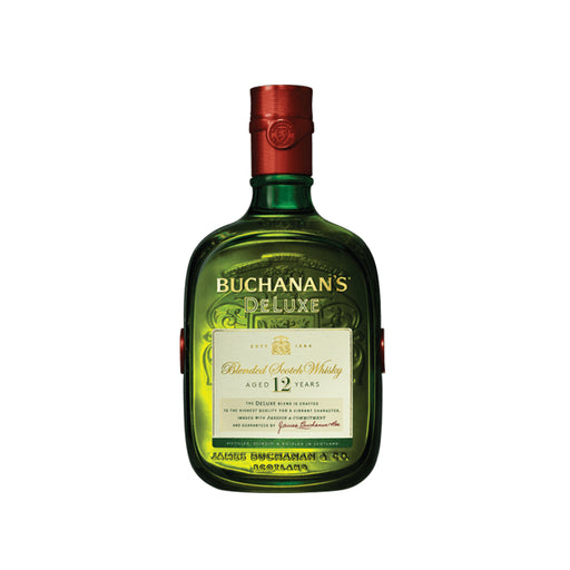BUCHANAN'S DELUXE 12YRS SCOTCH | 750 ML