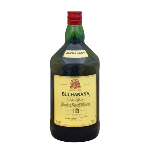 BUCHANAN'S 12YRS SCOTCH | 1.75 L