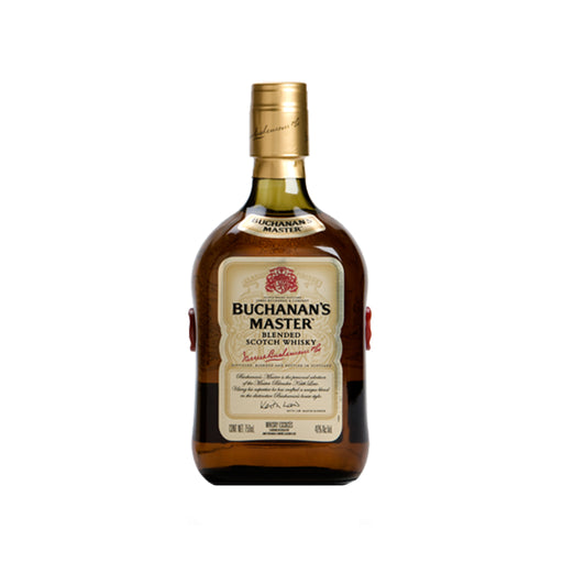 BUCHANAN'S MASTER BLEND SCOTCH | 750 ML