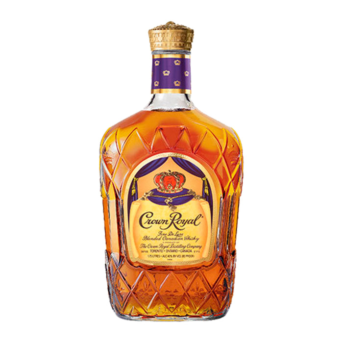 CROWN ROYAL CANADIAN WHISKY | 1.75 L
