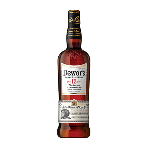 DEWAR'S 12YRS SCOTCH | 750 ML