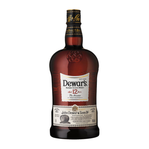 DEWAR'S 12YRS SCOTCH | 1.75 L