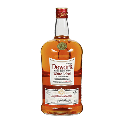 DEWAR'S WHITE LABEL SCOTCH | 1.75 L