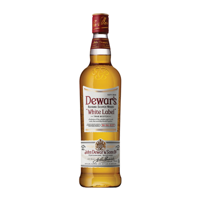 DEWAR'S WHITE LABEL SCOTCH | 750 ML