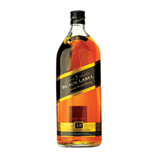 JOHNNIE WALKER BLACK LABEL SCOTCH | 1.75 L