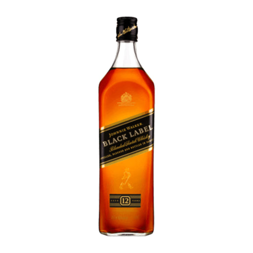JOHNNIE WALKER BLACK LABEL SCOTCH | 1L