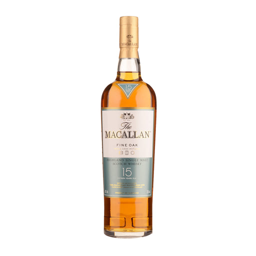 THE MACALLAN FINE OAK 15 YRS SCOTCH | 750 ML