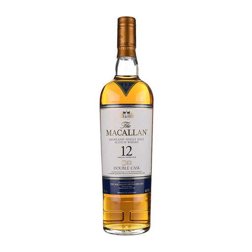 "THE MACALLAN ""DOUBLE CASK"" 12YRS SINGLE MALT SCOTCH 