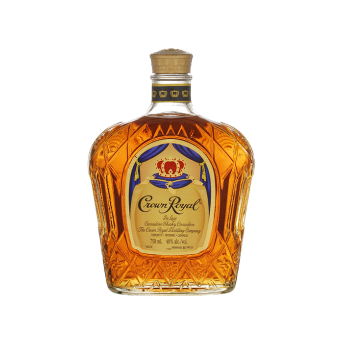 CROWN ROYAL CANADIAN WHISKY | 750 ML