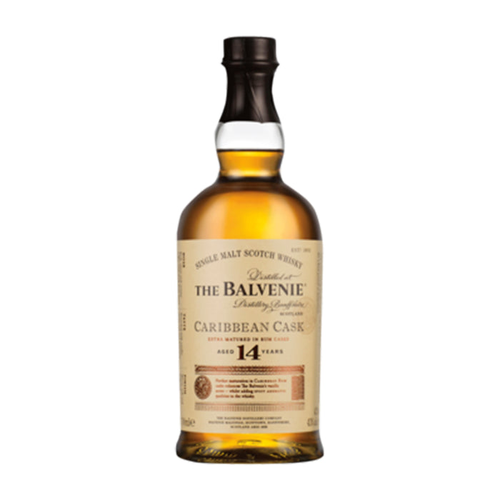 THE BALVENIE CARIBBEAN CASK 14 | 750 ML