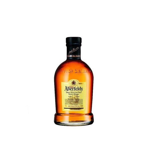 ABERFELDY 12YRS SINGLE HIGHLAND MALT SCOTCH WHISKEY | 750 ML