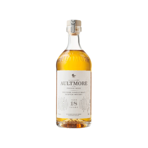 AULTMORE 18YRS SINGLE MALT SCOTCH WHISKY | 750 ML