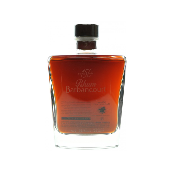 RHUM BARBANCOURT 150TH ANNIVERSARY | 750 ML