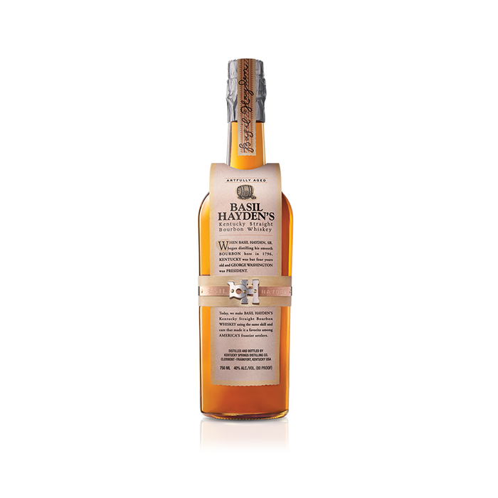 BASIL HAYDEN'S KENTUCKY STRAIGHT BOURBON WHISKEY | 750 ML
