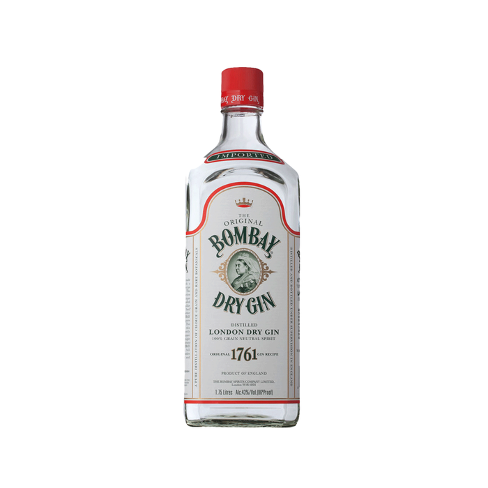 BOMBAY LONDON DRY GIN | 1.75  L