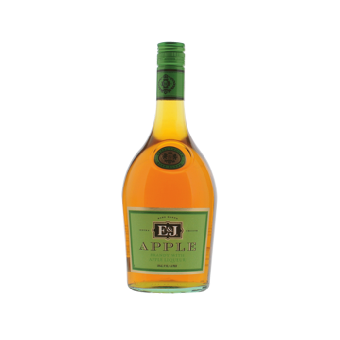 E & J APPLE BRANDY | 750 ML