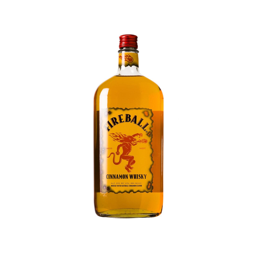 FIREBALL CINAMMON WHISKY | 1 L