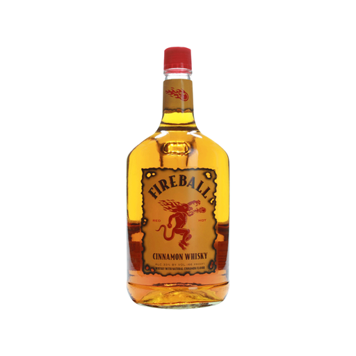 FIREBALL CINAMMON WHISKY | 1.75 L