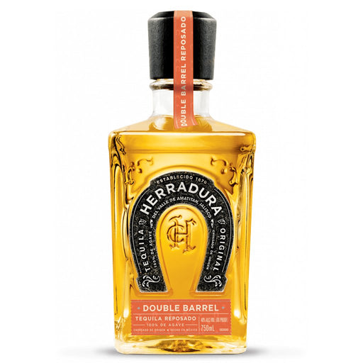 HERRADURA REPOSADO DOUBLE BARREL | 750 ML